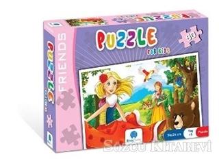 Norm Puzzle 60 Parça Friends