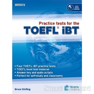Nova's Practice Tests for The TOEFL iBT