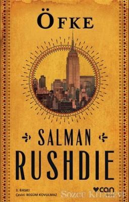 Salman Rushdie - Öfke   Sözcü Kitabevi