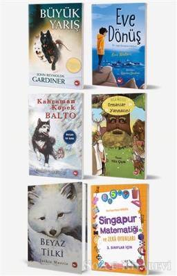 Okullarda Okutulan 3. Sınıf Kitap Seti (6 Kitap Takım)
