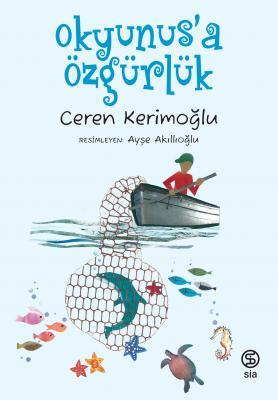 Ceren Kerimoğlu - Okyanus'a Özgürlük | Sözcü Kitabevi