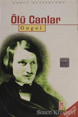 Nikolay Vasilyeviç Gogol - Ölü Canlar | Sözcü Kitabevi