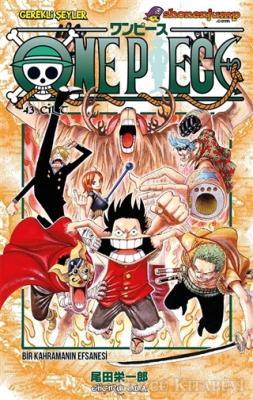 One Piece 43. Cilt