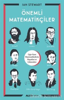 Ian Stewart - Önemli Matematikçiler | Sözcü Kitabevi
