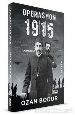 Operasyon 1915 (Ciltli)