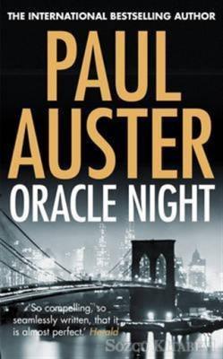 Oracle Night (Cep Boy)