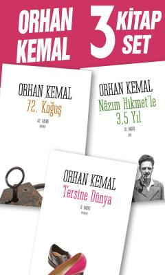 Orhan Kemal 3 Kitap Set