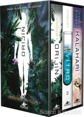 Orijin Serisi Kutulu Özel Set (3 Kitap)