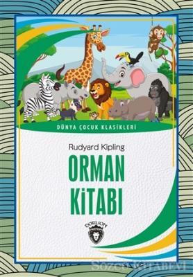 Rudyard Kipling - Orman Kitabı | Sözcü Kitabevi