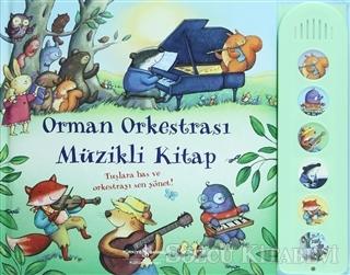 Orman Orkestrası Müzikli Kitap
