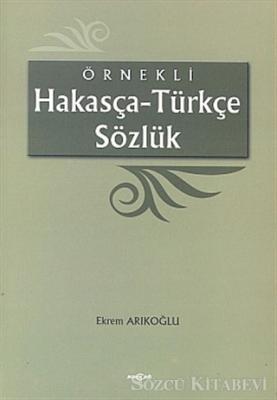 Örnekli Hakasça - Türkçe Sözlük