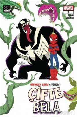 Mariko Tamaki - Örümcek Adam & Venom: Çifte Bela - Sayı 2 | Sözcü Kitabevi