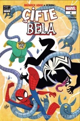 Mariko Tamaki - Örümcek Adam & Venom: Çifte Bela - Sayı 4 | Sözcü Kitabevi