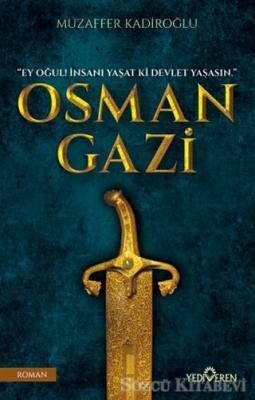 Muzaffer Kadiroğlu - Osman Gazi   Sözcü Kitabevi