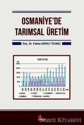 Osmaniye'de Tarımsal Üretim