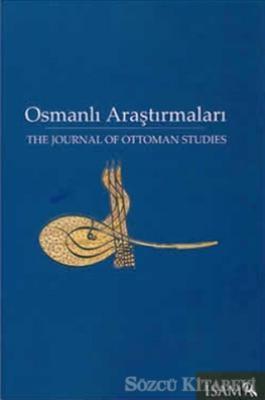 Kolektif - Osmanlı Araştırmaları | Sözcü Kitabevi