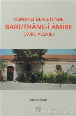 Osmanlı Devleti'nde Baruthane-i Amire