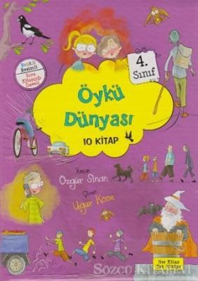 Öykü Dünyası 4. Sınıf (10 Kitap Takım)