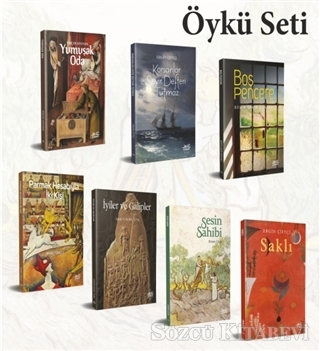 Kolektif - Öykü Seti (7 Kitap Takım) | Sözcü Kitabevi
