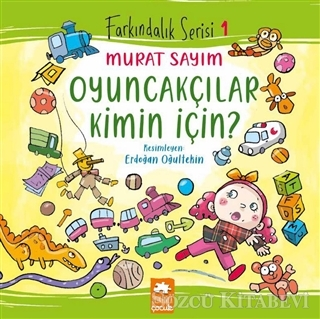 Murat Sayım - Oyuncakçılar Kimin İçin? | Sözcü Kitabevi