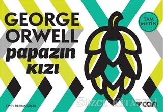 George Orwell - Papazın Kızı (Mini Kitap)   Sözcü Kitabevi