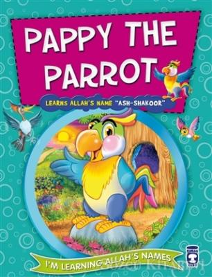 Pappy The Parrot Learns Allah's Name Ash Shakoor