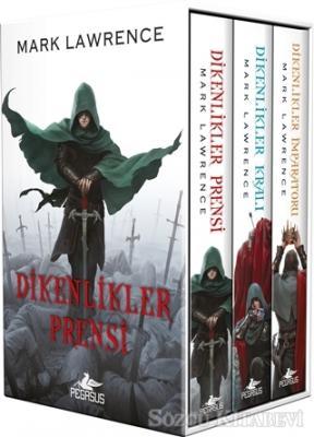 Mark Lawrence - Parçalanmış İmparatorluk Serisi (3 Kitap Takım Kutulu Özel Set) | Sözcü Kitabevi