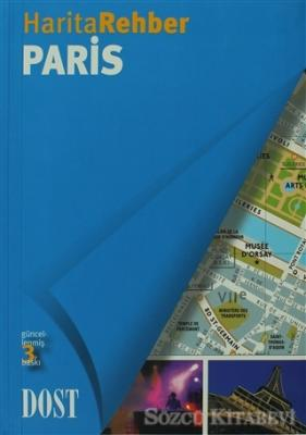Paris Harita Rehber