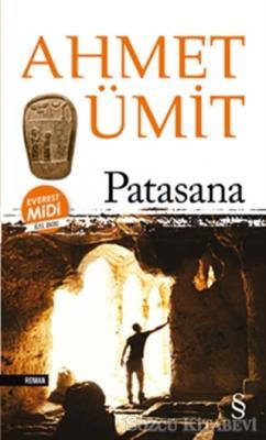 Ahmet Ümit - Patasana (Midi Boy)   Sözcü Kitabevi