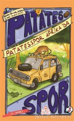 Patatesspor Afrika'da - Patates Spor 2