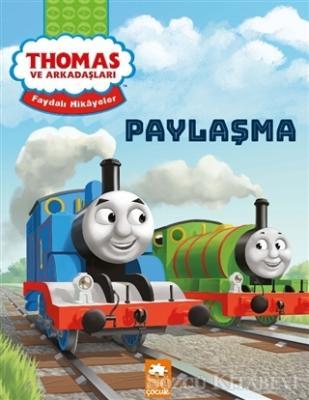 Kollektif - Paylaşma - Thomas ve Arkadaşları   Sözcü Kitabevi