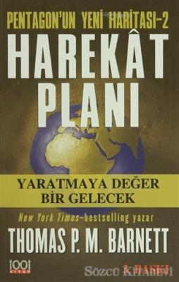 Pentagon'un Yeni Haritası 2 Harekat Planı