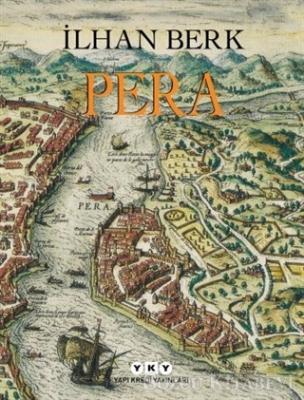 İlhan Berk - Pera   Sözcü Kitabevi
