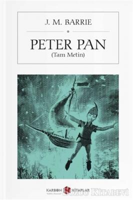 Peter Pan - Tam Metin (Cep Boy)