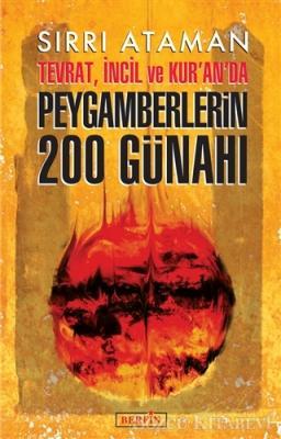 Sırrı Ataman - Peygamberlerin 200 Günahı   Sözcü Kitabevi