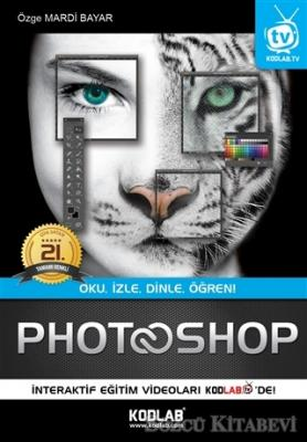 Photoshop CC (Renkli Özel Baskı)