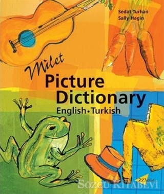 Sedat Turhan - Picture Dictionary English - Turkish | Sözcü Kitabevi