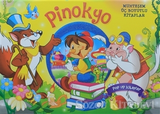 Pinokyo (Büyük Boy)