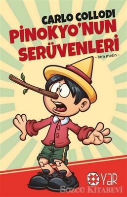 Carlo Collodi - Pinokyo'nun Serüvenleri | Sözcü Kitabevi