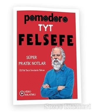 Pomodoro TYT Felsefe Konu Soru Süper Pratik Notlar