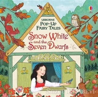 Pop-up Fair Tales Snow White and the Seven Dwarfs