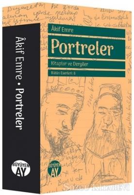 Portreler - Kitaplar ve Dergiler