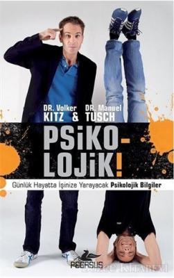 Manuel Tusch - Psiko-lojik! | Sözcü Kitabevi