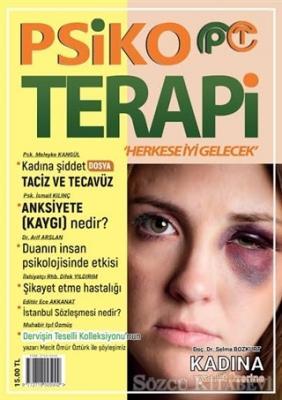Kolektif - Psikoterapi Dergisi Sayı : 1 Ekim 2020 | Sözcü Kitabevi