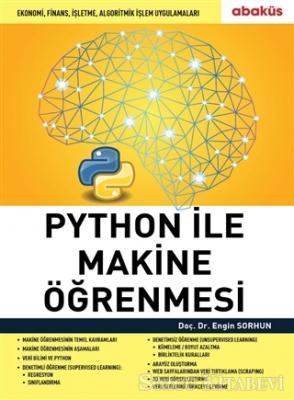 Python ile Makine Öğrenmesi