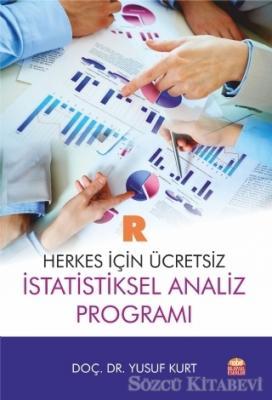 Yusuf Kurt - R: Herkes İçin Ücretsiz İstatistiksel Analiz Programı | Sözcü Kitabevi