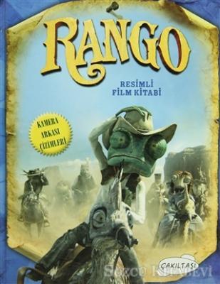 Rango - Resimli Film Kitabı