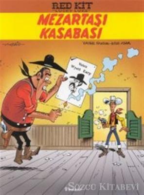 Red Kit ''Lucky Luke'' Mezartaşı Kasabası