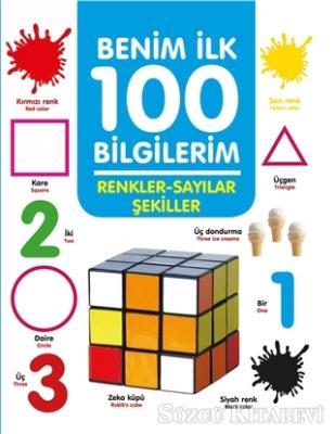 Renkler-Sayılar-Şekiller - Benim İlk 100 Bilgilerim