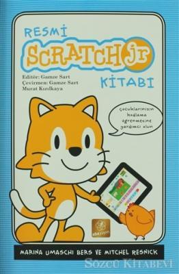 Resmi Scratch Jr. Kitabı